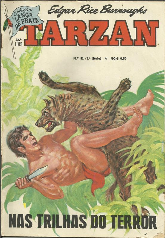 Tarzan Nº 51 (3ª Série)