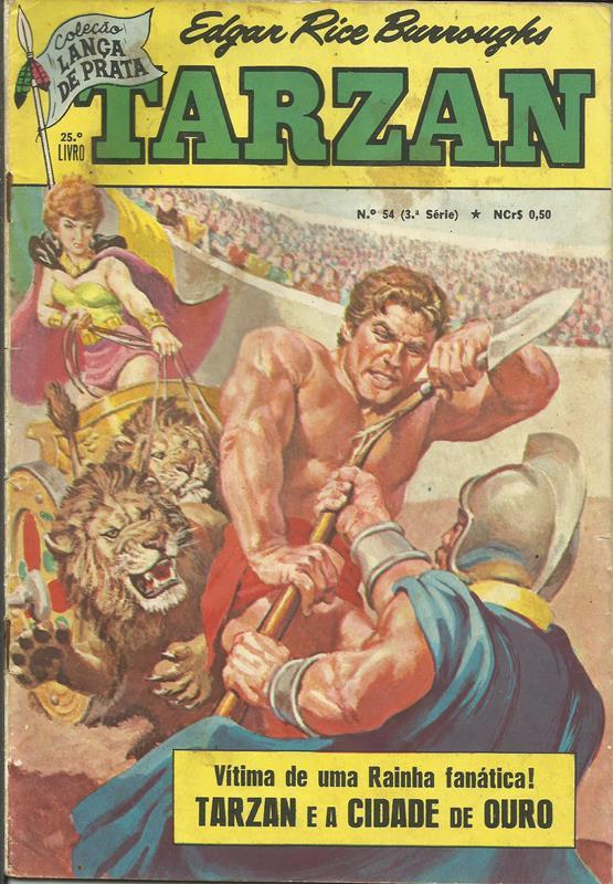 Tarzan Nº 54 (3ª Série)