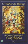 Obras Completas De Carl Barks Vol 4 - O Melhor Da Disney