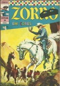 Zorro (Em Cores) Especial N° 33