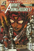 Avante, Vingadores! Nº 32 (1ª Série)