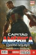 Capitão América & Gavião Arqueiro Nº 3