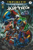 Liga Da Justiça Nº 11 (3ª Série)