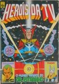 Heróis Da TV Nº 60 C/ Página Do Dicionário Marvel
