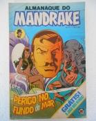 Almanaque Do Mandrake Nº 4 (2ª Série)