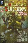 Esquadrão Suicida & Aves De Rapina Nº 2