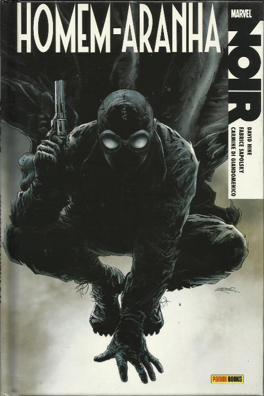 Homem-aranha Noir Nº 1