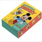 Combo Revistas Disney Nº Zero + Box E Adesivos