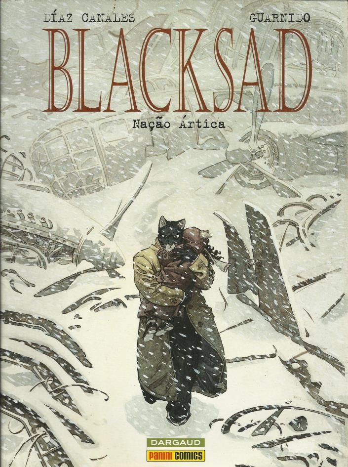 Blacksad Nº 2 - Nação ártica