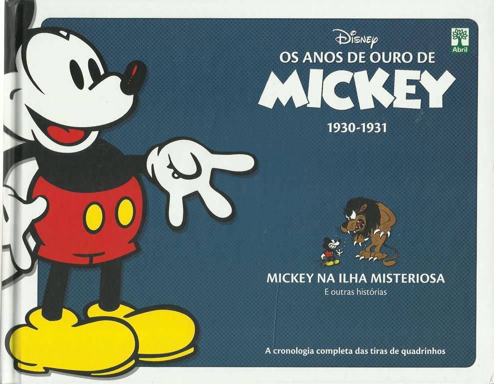 Anos De Ouro De Mickey Vol. 1