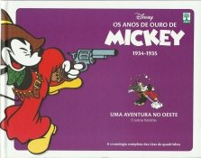 Anos De Ouro De Mickey Vol. 5