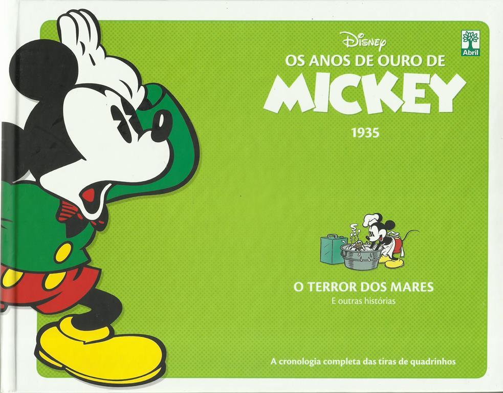 Anos De Ouro De Mickey Vol. 6
