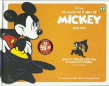 Anos De Ouro De Mickey Vol. 10