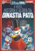 Disney Saga - A Nova História E Glória Da Dinastia Pato