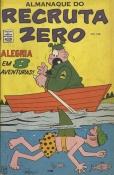 Almanaque Do Recruta Zero 1970