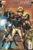 Avante, Vingadores! Nº 1 (1ª Série)