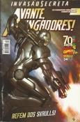 Avante, Vingadores! Nº 34 (1ª Série)