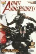 Avante, Vingadores! Nº 40 (1ª Série)