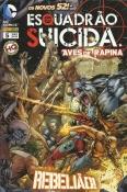 Esquadrão Suicida & Aves De Rapina Nº 5