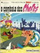 Asterix O Gaulês Nº 3 O Combate Dos Chefes