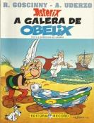 Asterix O Gaulês Nº 30 A Galera De Obelix