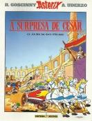 Asterix - As Quadrinizações Dos Filmes Nº 2 - Asterix E A Surpresa De César