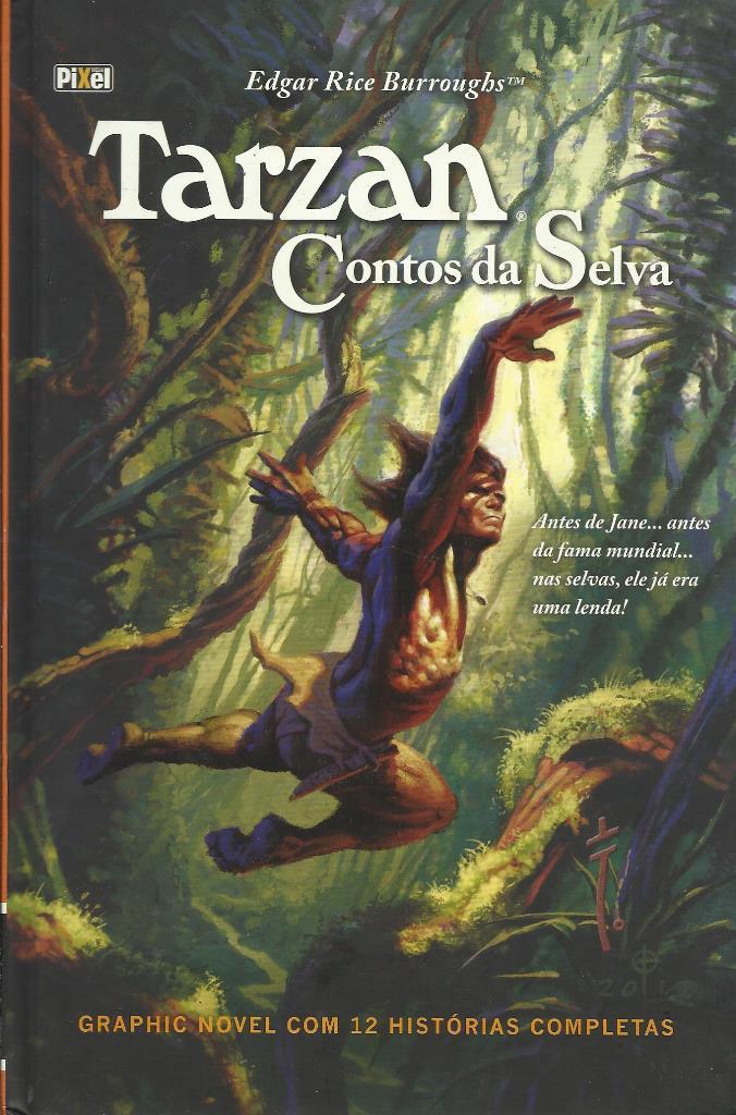Tarzan - Contos Da Selva
