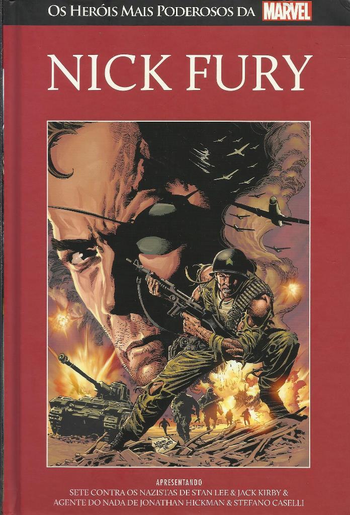 Os Heróis Mais Poderosos Da Marvel Vol. 25
