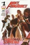 Avante, Vingadores Nº 1 (3ª Série)