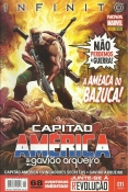 Capitão América & Gavião Arqueiro Nº 11