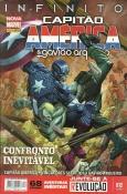Capitão América & Gavião Arqueiro Nº 12