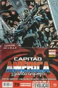 Capitão América & Gavião Arqueiro Nº 13