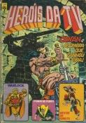 Heróis Da TV Nº 51 (2ª Série) C/ Página Do Dicionário Marvel
