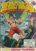 Heróis Da TV Nº 56 (2ª Série) C/ Página Do Dicionário Marvel