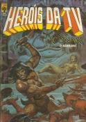 Heróis Da TV Nº 59 (2ª Série) C/ Página Do Dicionário Marvel
