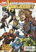 Geração Marvel - Vingadores Nº 1