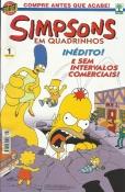 Simpsons Em Quadrinhos Nº 1