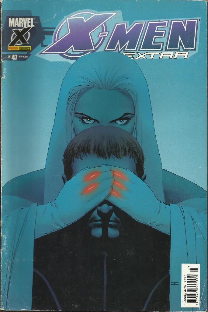 X-men Extra Nº 47 (1ª Série)