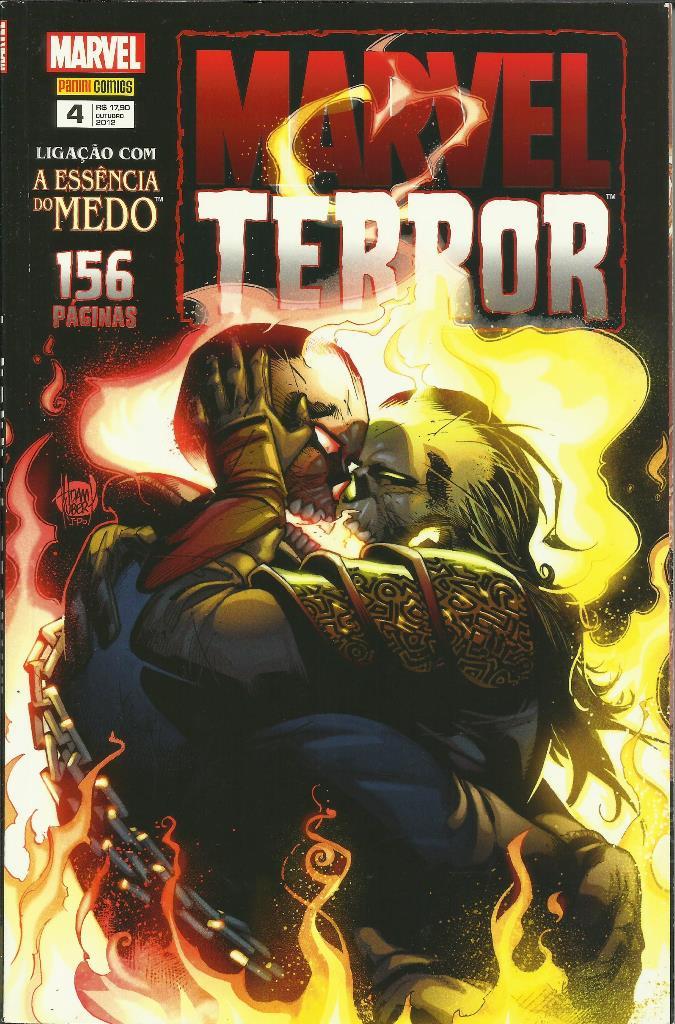 Marvel Terror Nº 4