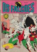 Os Falcões (juvenil Mensal) Nº 8 (2ª Série)