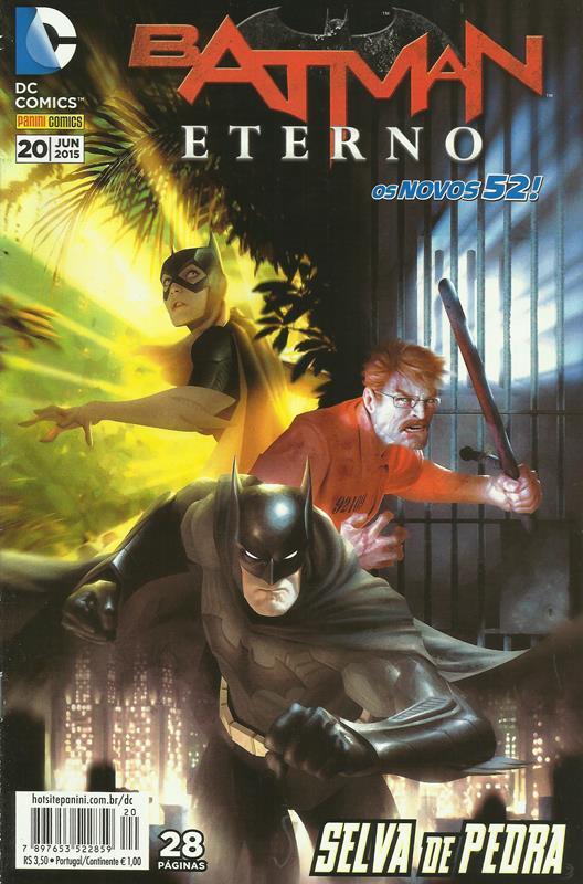 Batman Eterno Nº 20