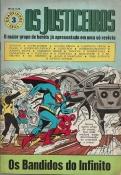 Os Justiceiros Nº 3 (1ª Série)