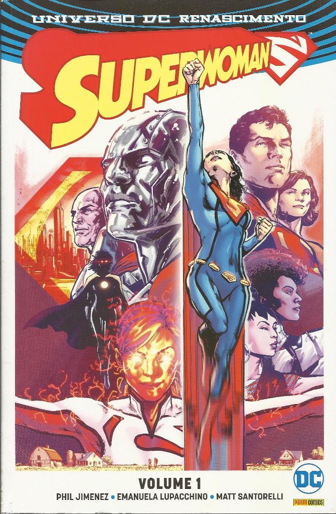 Superwoman Nº 1