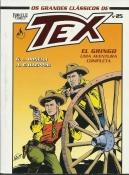 Os Grandes Clássicos De Tex Nº 25