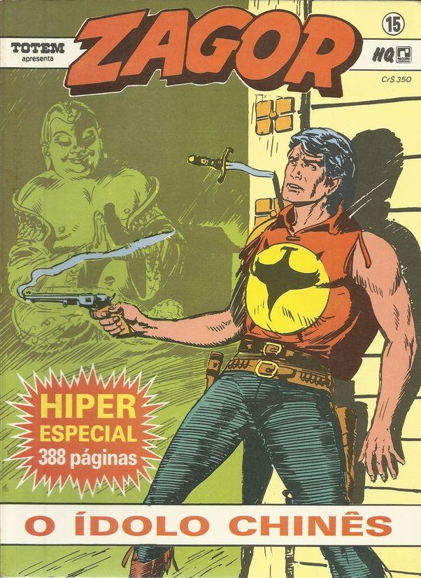 Zagor Nº 15 Hiper Especial