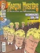 Martin Mystère N° 7