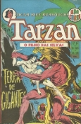 Tarzan Em Formatinho Nº 34 (1ª Série)