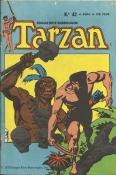 Tarzan Em Formatinho Nº 42 (1ª Série)