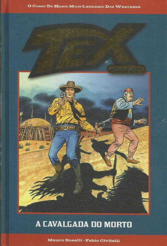Tex Gold Nº 15 - A Cavalgada Do Morto