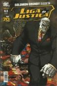 Liga Da Justiça Nº 63 - 1ª Série